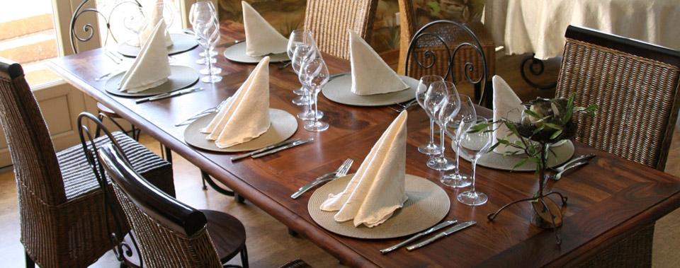 Protégé: Réserver une Table